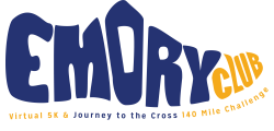 Emory Club 5k & Journey to the Cross 140 Mile Challenge