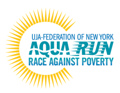 UJA-Federation of New York Aqua Run Race Against Poverty