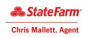 State Farm Insurance - Chris Mallett