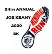 The Joe Keany Memorial 5K and 1 Mile Fun Run