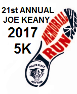 The Joe Keany Memorial 5K and 1 Mile Fun Run