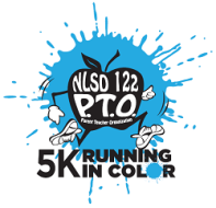 New Lenox PTO 5K Running in Color