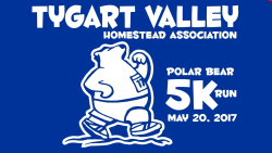 Tygart Valley Homestead Association's Polar Bear 5K Run