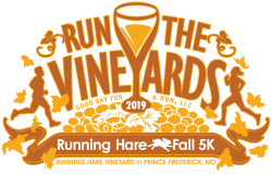 Run the Vineyards - Running Hare Fall 5K