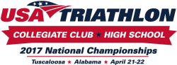 2017 USA Triathlon Collegiate Club & High School National Championships
