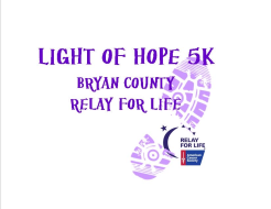 Light of Hope 5k/1 Mile Fun Run