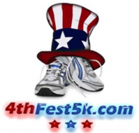4th Fest 5K Run/Walk VIRTUAL - Washington DC