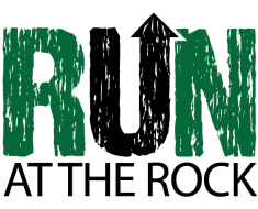 Run At The Rock Logo