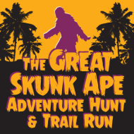 The Great Skunk Ape Adventure Hunt and Trail Run