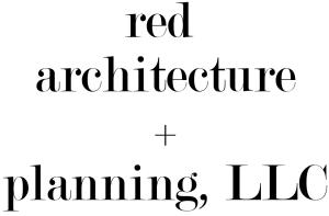 red architecture + planning, LLC