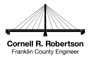 Cornell R. Robertson, Franklin County Engineer