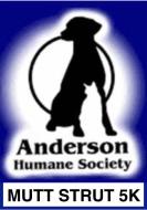 Anderson Humane Mutt Strut 5K