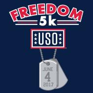 USO Freedom 5K