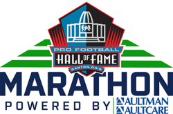 2020 Pro Football Hall of Fame KIDS MINI Marathon