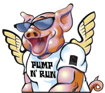Flying Pig Pump and Run