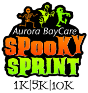 Aurora BayCare Spooky Sprint