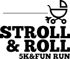 Stroll & Roll 5K - 1 Mile Fun Run - Princess/Super Hero Dash
