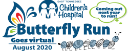Children's Hospital Butterfly Run