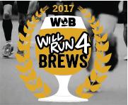 WOB Will Run 4 Brews!