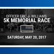 Officer Eric J. Williams Memorial Race