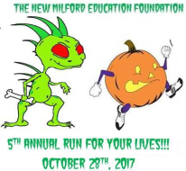 5th Annual New Milford Ed Foundation 10k & 5k Grand Prix and Kids Run