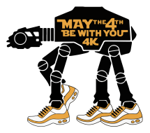 May the Fourth Be with You Virtual 4K