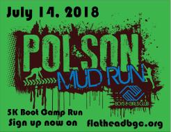 4th Annual Polson Mud Run