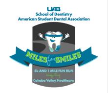 Alabama ASDA Miles for Smiles 2017