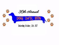 36th Annual Dog Days Run