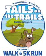 Tails on the Trails ~ Walk and 5K