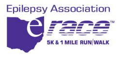 Epilepsy Association eRace 5K and 1 Mile Run/Walk and Family Fun Day