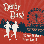 Derby Dash 5K Run & Walk