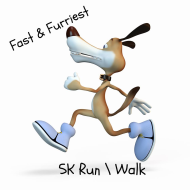 FAST AND FURRIEST 5K RUN/WALK