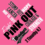 Pink Out Race 5K Charity Run/Walk