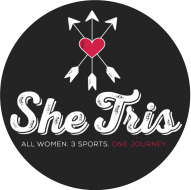 She Tris Sprint Triathlon - Carnes Crossroads