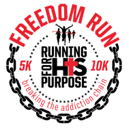 Running for HIS Purpose Freedom Run 10K & 5K Presented by Carl Cannon Chevrolet