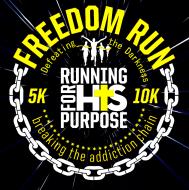 Running for HIS Purpose Freedom Run 10K & 5K