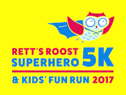 Superhero 5K & Kids Fun Run