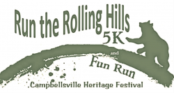 Run The Rolling Hills - Kids Fun Run!