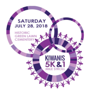 Kiwanis 5K Run and 1 Mile Stroll