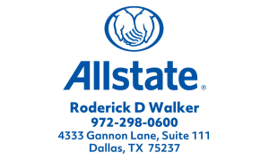 Allstate - Roderick D. Walker