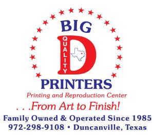 Big D Printing