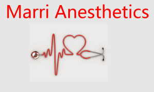 Marri Anesthetics