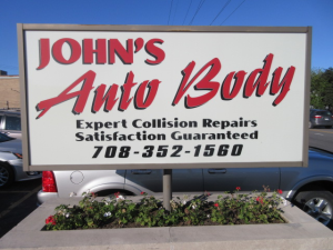 John's Auto Body