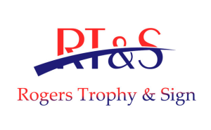 Rogers Trophy and Sign