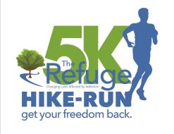 Refuge 5k Hike/Run