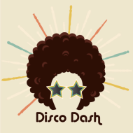 The Delta Companies Disco Dash