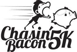 Chasin Bacon Bville 5k