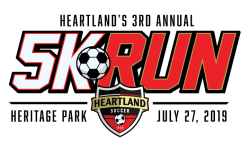 Heartland Soccer Association's 3rd Annual 5K Run