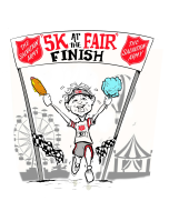 The Salvation Army 5K at the Fair